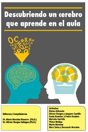 portada de libro descubriendo un cerebro que aprende en el aula